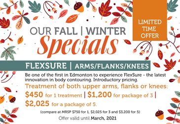 Fall Specials 2020 Flexure Arms