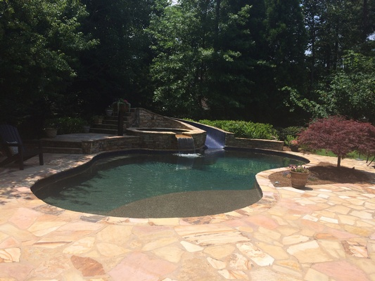Swimming Pool in Alpharetta