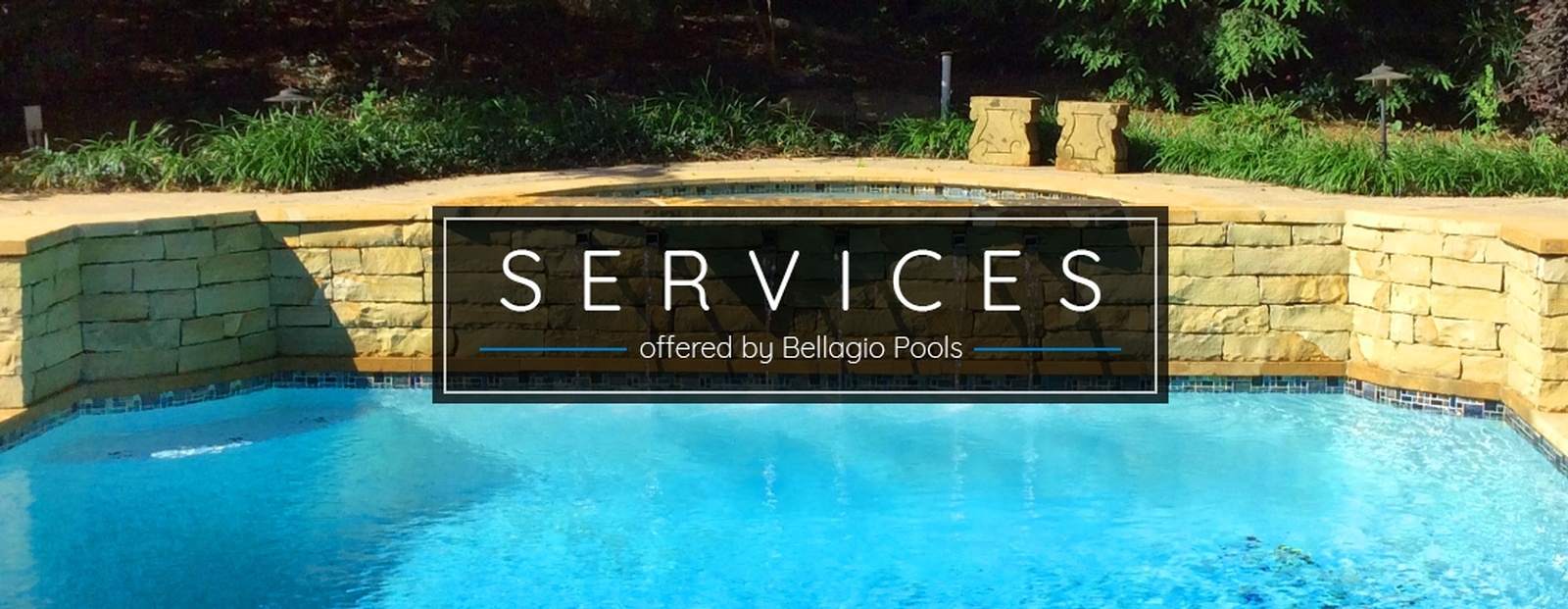 Pool Construction Services in Alpharetta