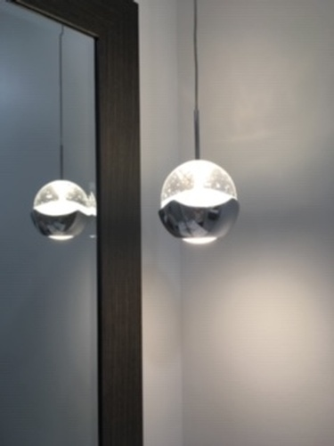 Decorative Ceiling Hanging Light Ball - Interior Decorating Services Walden by INTERIORS by NICOLE