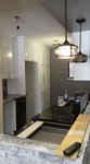 Modern Kitchen Interior Design Onaping Falls by INTERIORS by NICOLE