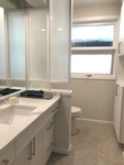 Modern Bathroom Interior Design Services Whitefish by INTERIORS by NICOLE