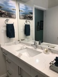 Contemporary Bathroom Renovations Sudbury by INTERIORS by NICOLE