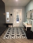 Beautiful Entryway - Interior Decorating Services Onaping ON by INTERIORS by NICOLE