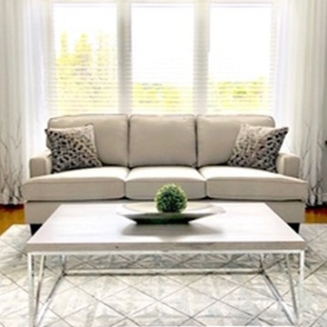 Modern Living Room Interior Design Services Chelmsford by INTERIORS by NICOLE