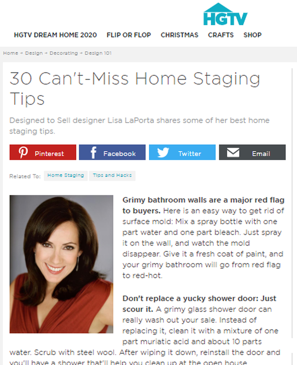 30 Can t-Miss Home Staging Tips   HGTV.png