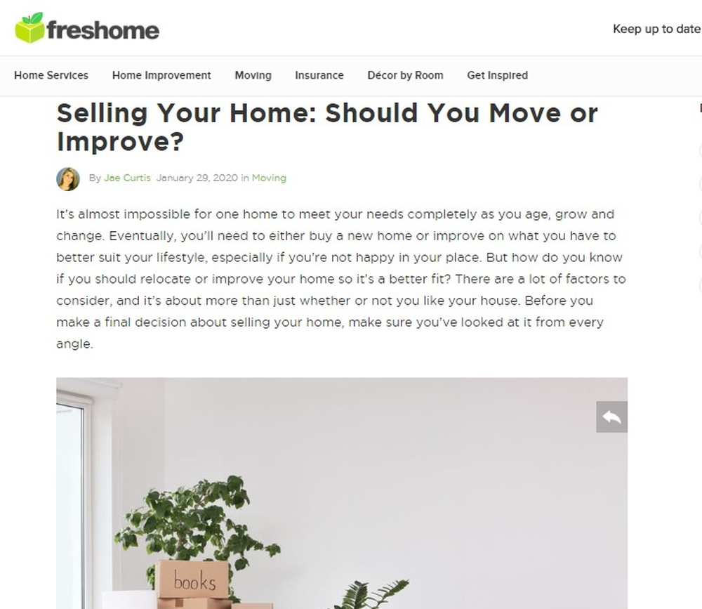 Selling Your Home  Should You Move or Improve    Freshome com