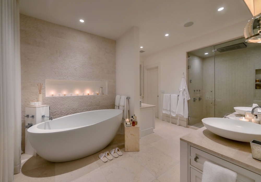 5 home decor ideas to turn your bathroom into a glam spa