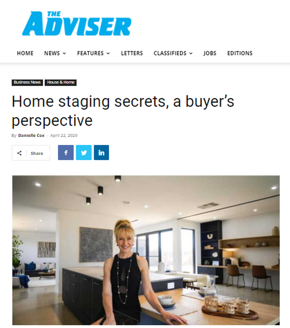 Home Staging Secrets, A Buyer's Perspective