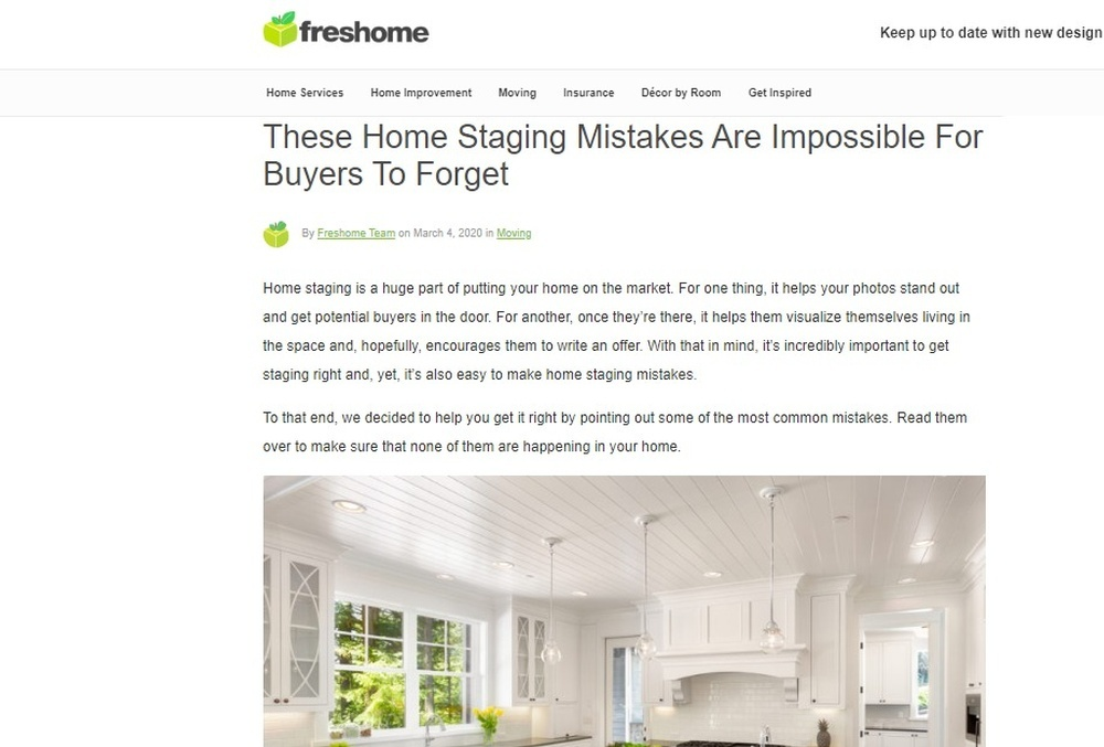 These Home Staging Mistakes Are Impossible For Buyers To Forget