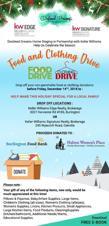 Food & Clothing Drive