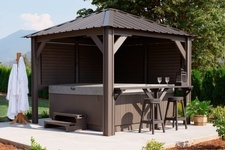 Visscher Gazebos Bonnyville - Beachcomber Lloydminster