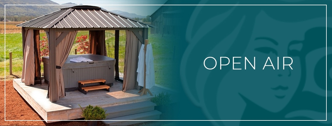 Open Air Gazebos - Beachcomber Lloydminster