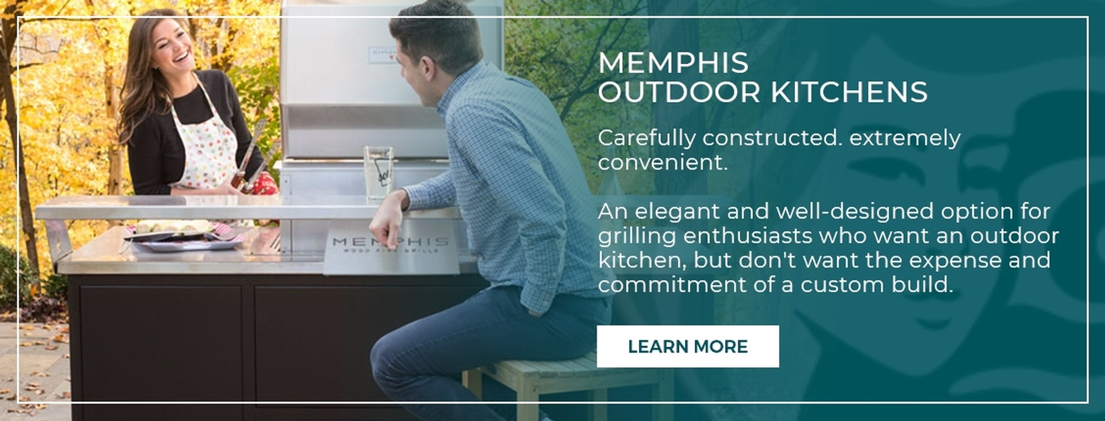 Memphis Outdoor Kitchens. Carefully Constructed, Extremely Convinient
