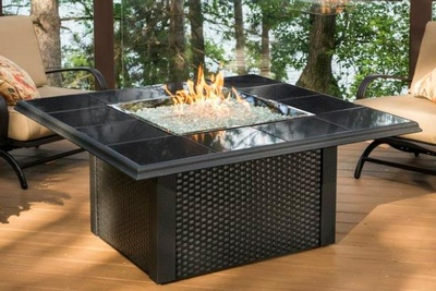 Napa Valley Fire Pit Table 1570