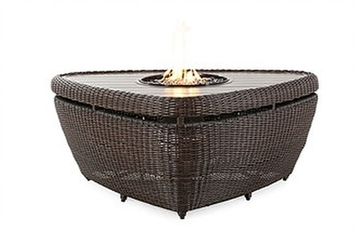 Buy Agio Brisbane Gas Fire Pit Online at Beachcomber Lloydminster