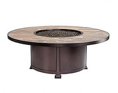 Buy Santorini Round Fire Pit Table Online at Beachcomber Lloydminster