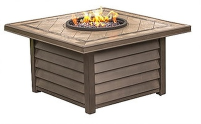 Agio Winchester Gas Fire Pit  Table Online at Beachcomber Lloydminster