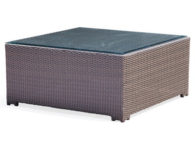 Sonoma Wicker Coffee Table Available Online at Beachcomber Lloydminster