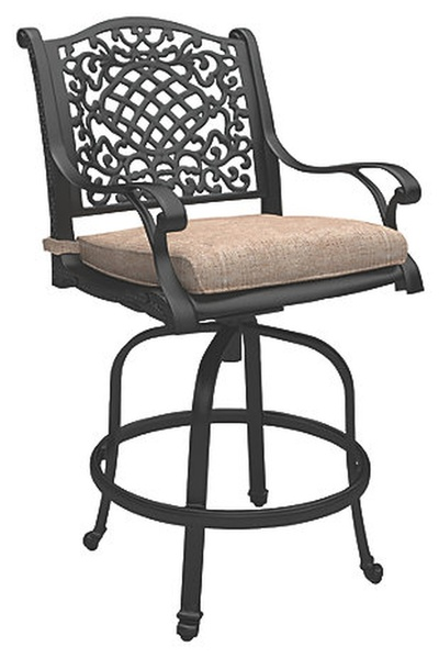 Rose View Bar Stool - Dining Furniture in North Battleford AB - Beachcomber Lloydminster
