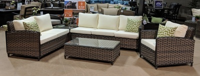 2018 Arlington Collection - Buy Outdoor Sectionals Online at Beachcomber Lloydminster