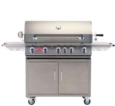 Buy Bull Grills Brahma Propane Grill with Cart Online at Beachcomber Lloydminster