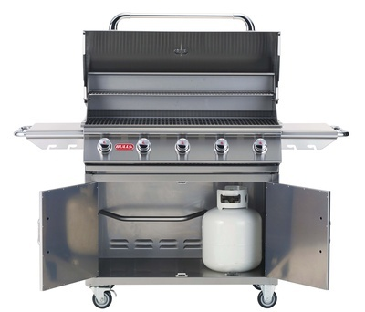 Bull Grills Brahma Propane Grill with Cart - Beachcomber Lloydminster