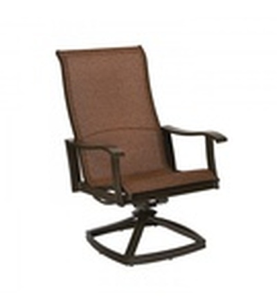 Buy Woodard Swivel Dining Chair Online at Beachcomber Lloydminster