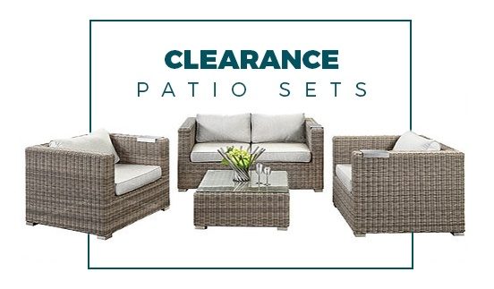Buy Clearance Patio Set - Beachcomber Lloydminster