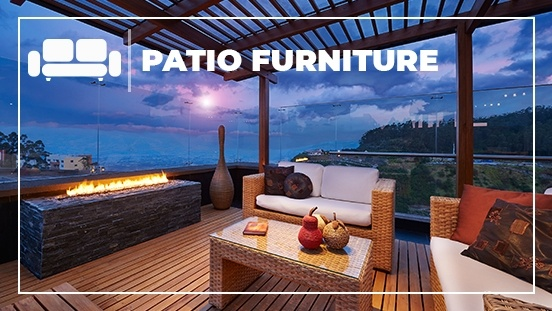 Patio Furniture Lloydminster - Beachcomber Lloydminster