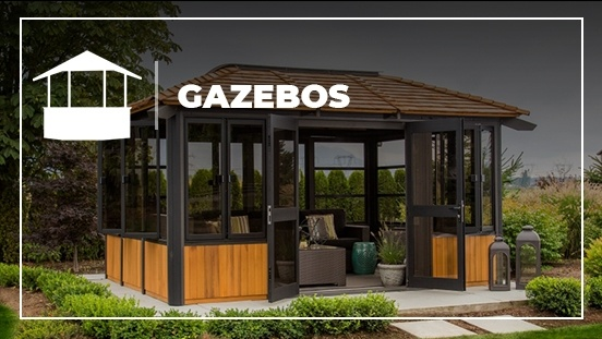 Visscher Gazebos Lloydminster - Beachcomber Lloydminster