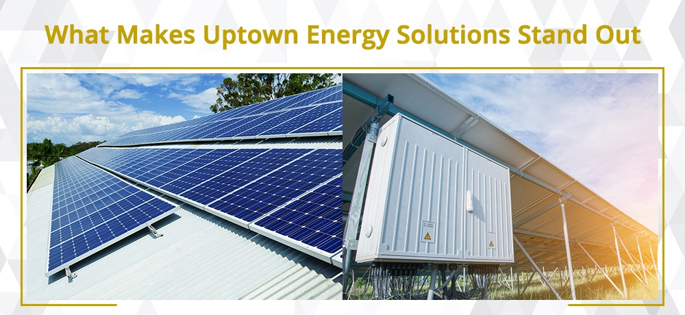 Blog by Uptown Energy Solutions