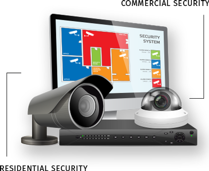 Residential Security System Services in Barrie