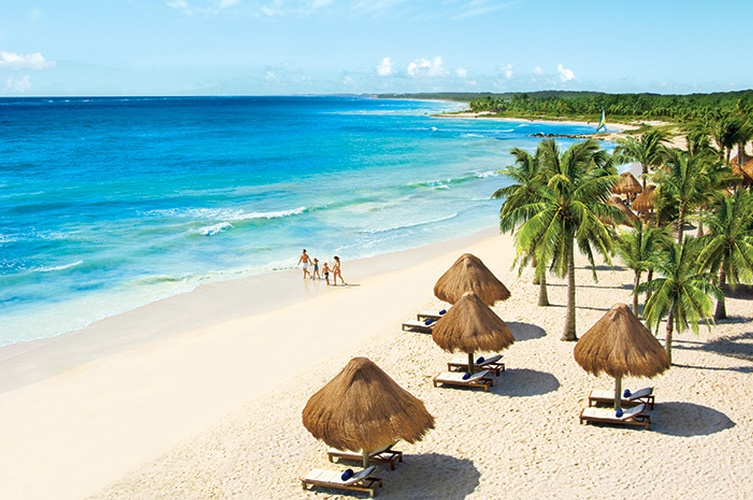 Dreams Tulum Resort & Spa for Honeymoon and destination weddings by My Wedding Away