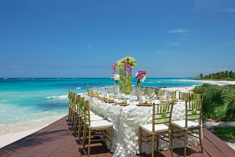 My wedding Away provides a perfect destination wedding at the Beautiful Dreams Tulum Resort & Spa