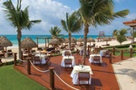My wedding Away assist and plans a perfect memorable tropical destination wedding at Secrets Capri Riviera Cancun