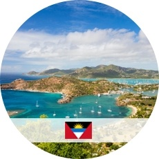 Most Popular Destinations for Wedding and Honeymoon in Antigua & Barbuda