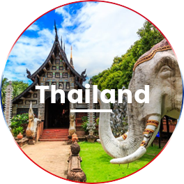 Destination wedding venues in Thailand