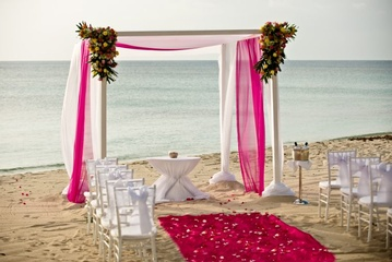 Plan your Destination Wedding or honeymoon to Allegro Cozumel with My Wedding Away