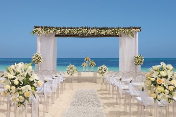 Plan your Destination Wedding or honeymoon at Secrets Capri Riviera Cancun with My Wedding Away