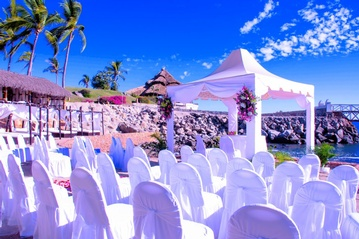 My wedding Away provides sun-dappled paradise for perfect destination wedding at the Barceló Karmina