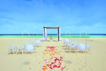 Plan your Destination Wedding or honeymoon at Allegro Playacar with My Wedding Away