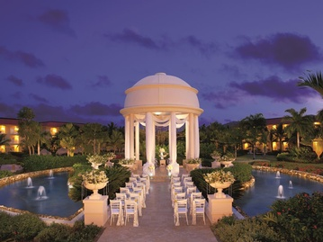 Plan your Destination Wedding or honeymoon in Dreams Punta Cana Resort & Spa with My Wedding Away