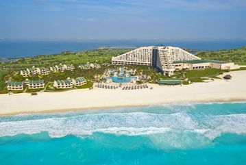 Plan your Destination Wedding or honeymoon to Iberostar Cancún with My Wedding Away