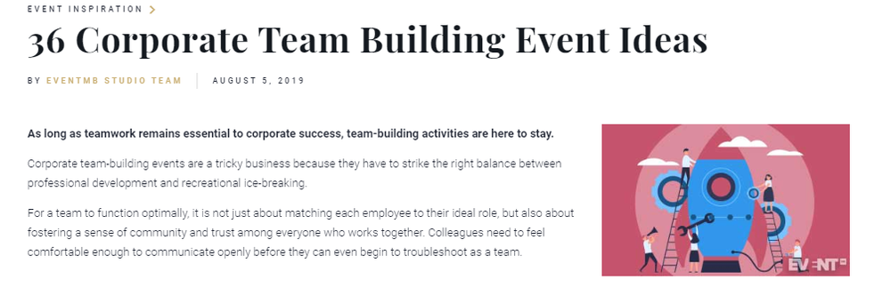 36 Corporate Team Building Event Ideas.png