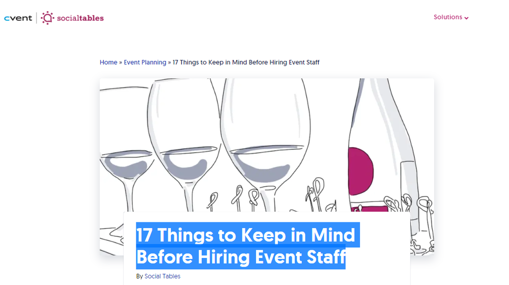 Event Staff  17 Things You Need to Know About Hiring   Social Tables.png