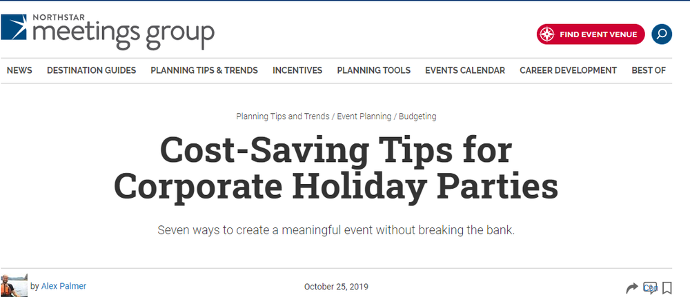 Cost-Saving Tips for Corporate Holiday Parties   Northstar Meetings Group.png
