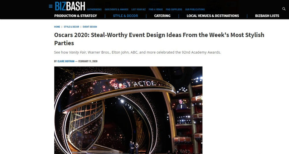Oscars 2020  Event Design Ideas From the Academy  Vanity Fair  Elton John  Warner Bros   and More   BizBash.jpg