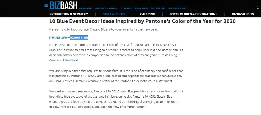 Blue Event Decor Ideas Inspired by Pantone's Color of the Year for 2020   BizBash.jpg