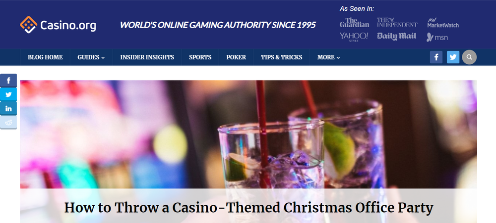 How to Throw a Casino-Themed Christmas Office Party - Casino org Blog.png
